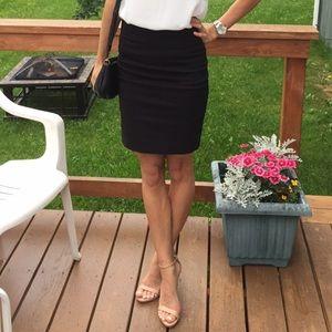 H&M Skirts - Black pencil skirt